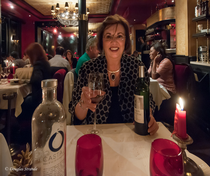 Dining at Le Grand Bistro de Breteuil