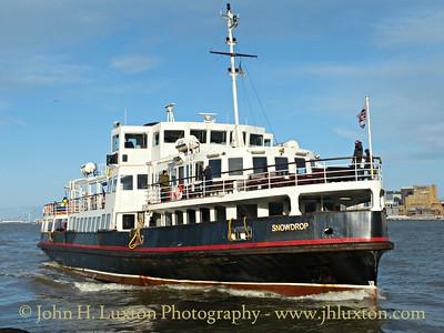 Mersey Ferries 2011 - 2015