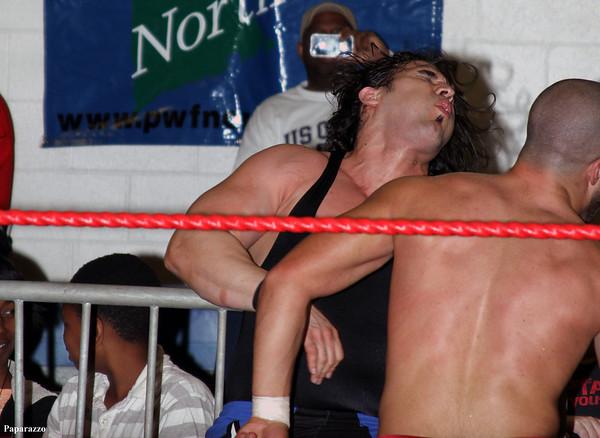 PWF Northeast Wrestling: Lightning Cup Championship (Volume Five)
