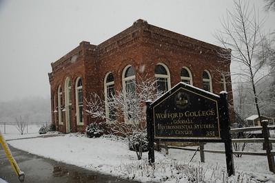 Snow Goodall Center