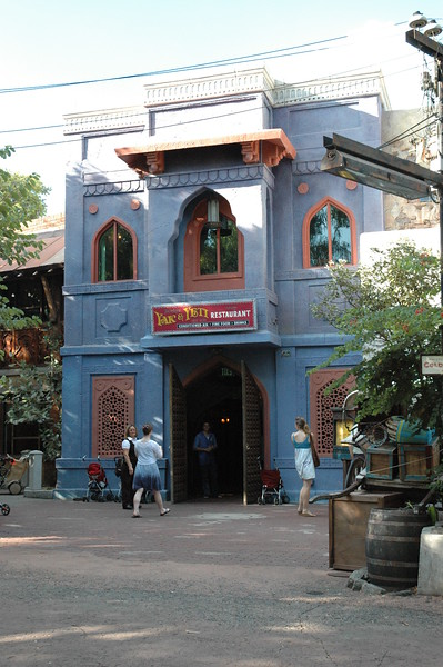 Great restaurant, Yak and Yenti in Asia at the Animal Kingdom