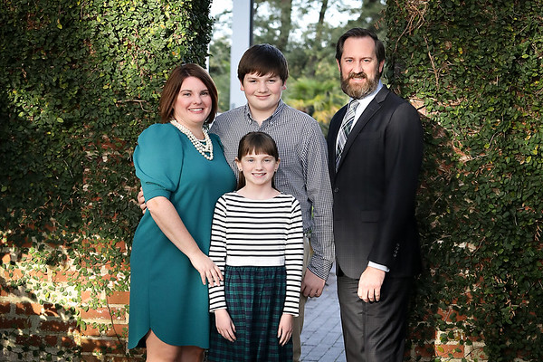 The Kyle Randle Family 2019