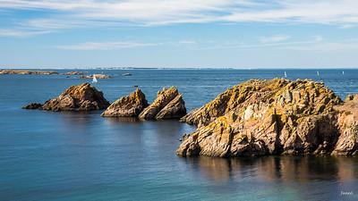 Houat (île de)  - Morbihan