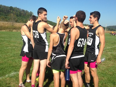 Cross Country @ IVC Championships