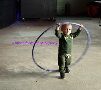 Milo & the Hula Hoop