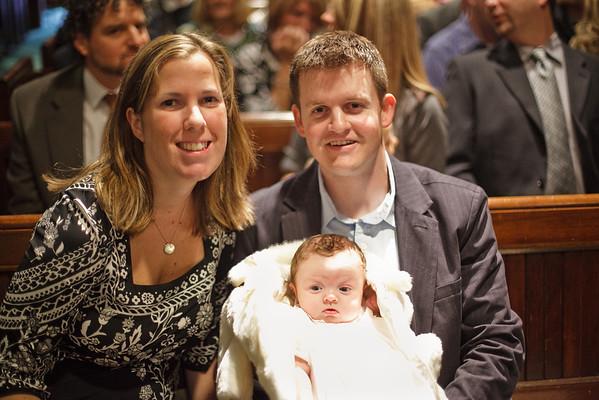 Peyton - Baptism