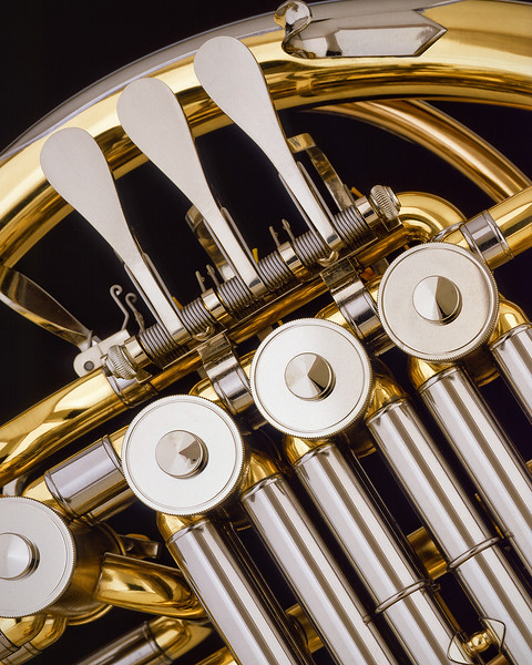 French Horn Valves