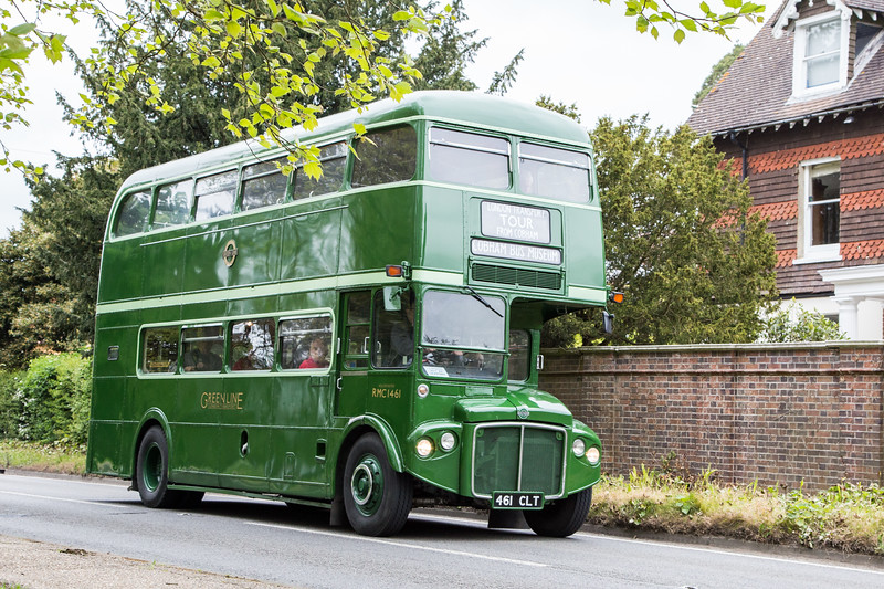 1962 AEC Routemaster with Park Royal body