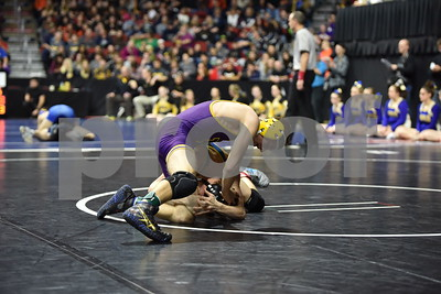 2016 1A State Wrestling: First Round