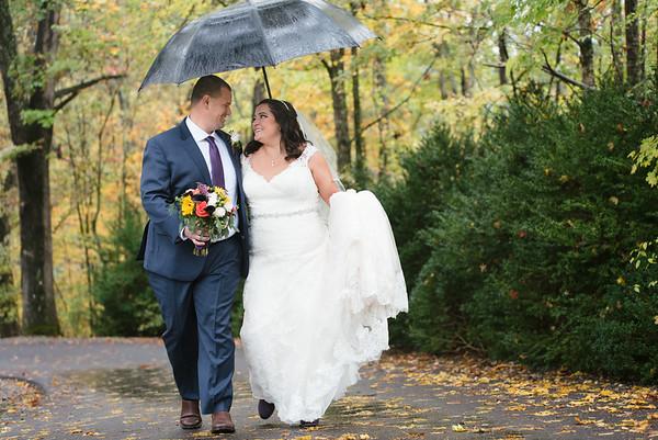 Barbara and Michael Wedding