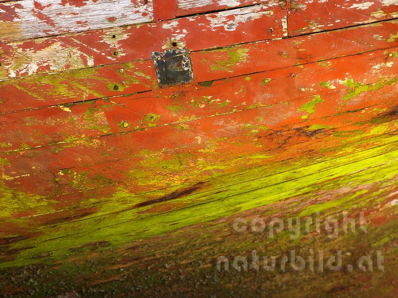 16B-04-45 - Schiffsfriedhof Holzplanken