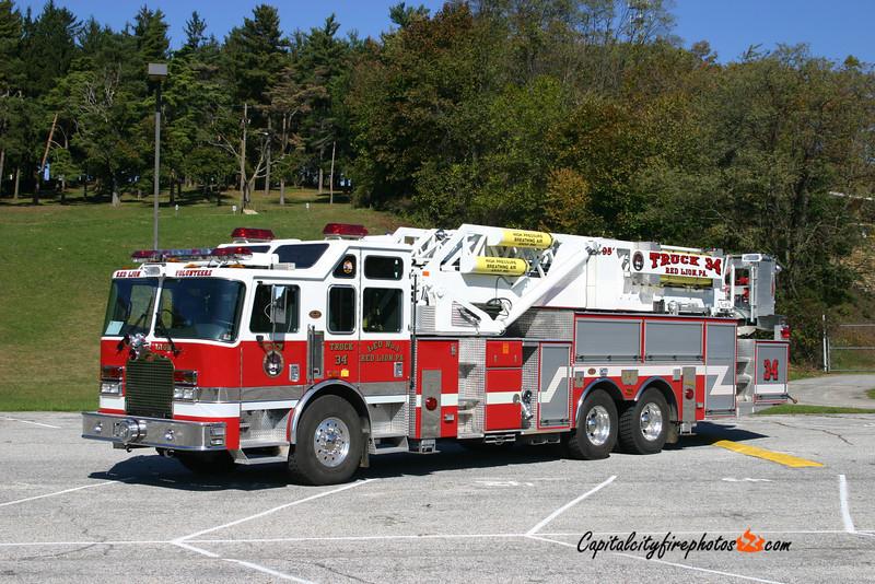 Red Lion Truck 34: 2002 KME 95' (X-Philadelphia, PA)