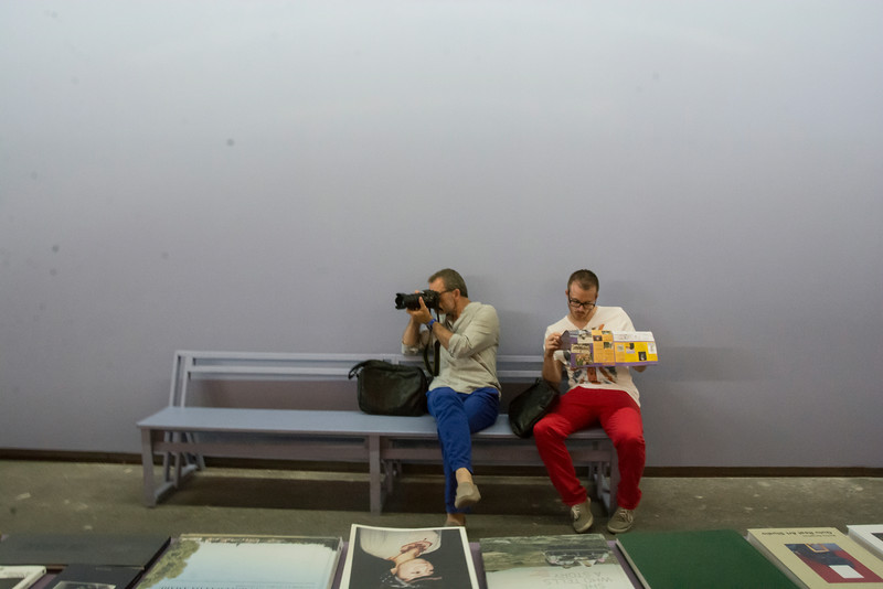 two guys at the photo exposition ArlesDSC_4971.jpg