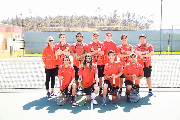 2018 Boys Athletes and Team