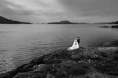 Bryllup Eirin og Thomas
