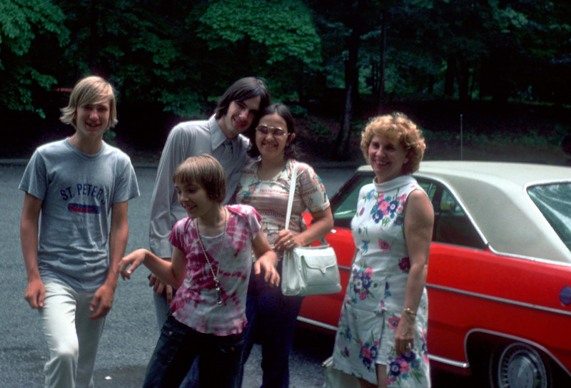 mommy robert pat richard x-susan in parking lot.jpg