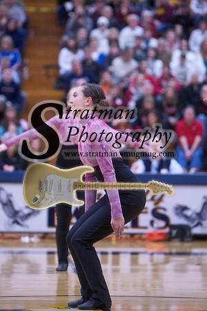 2012-02-11 SSC Section 1AAA - 02 High Kick Rosemount High School