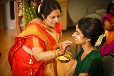 Shradha's Grah Shanti & Pithi