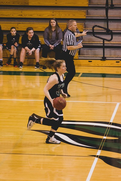 Girls JV Basketball vs. New Prague