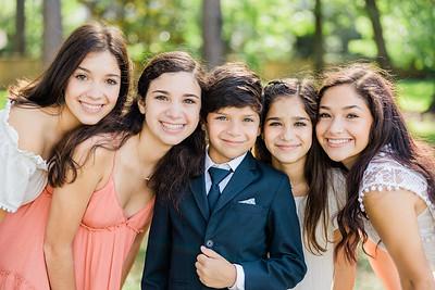 Jeannette's Family