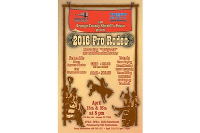 2016 Orange Sheriff Posse Rodeo Galleries