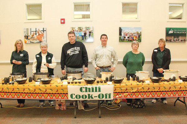 HW 2013 –Chili Cook-off
