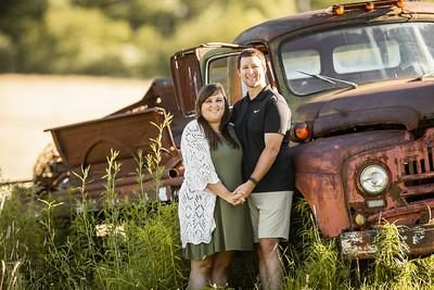 Olivia & Greg Engagement