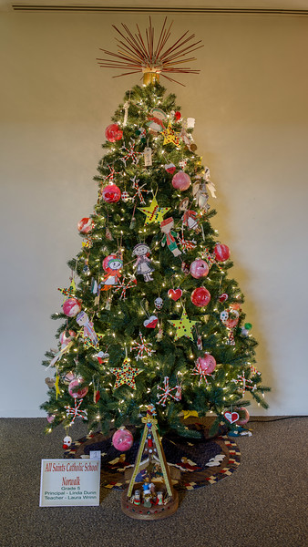 2018 KofC School Christmas Tree Decorating