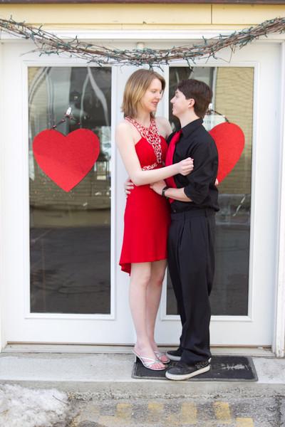 Dana and Katelynn {In Love}