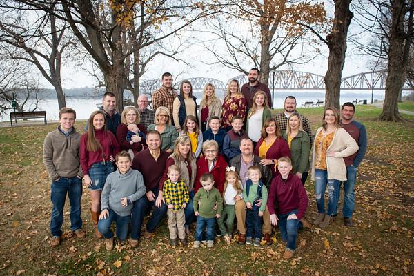 111818 Reusch Extended Family