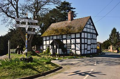 Shrewsbury villages