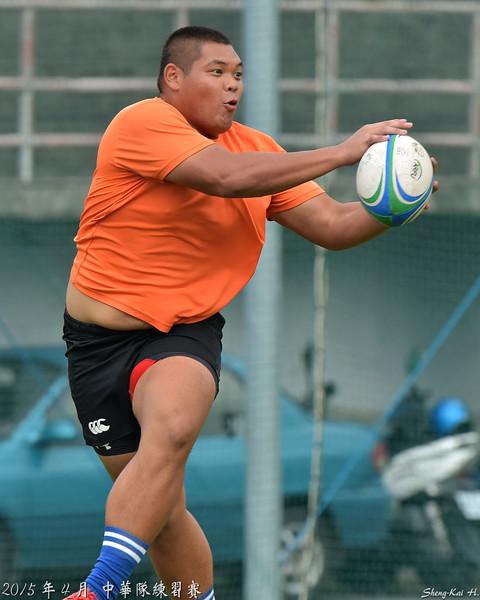 2015年亞洲盃中華代表隊練習賽