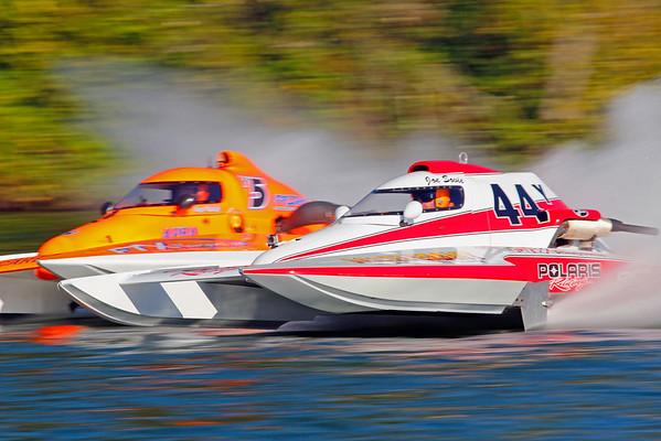 2014 Yapachino Memorial Regatta and APBA Inboard Western Divisionals - Sunday