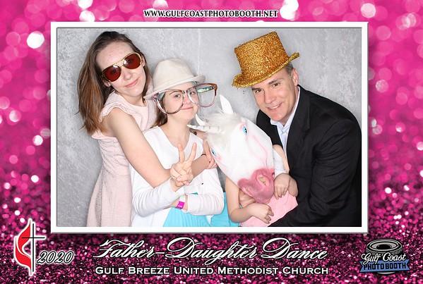 GBUMC Father Daughter Dance 2020