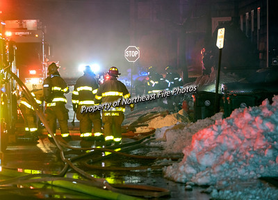 Woonsocket- 2nd Alarm- Robinson Street- February 3rd, 2021