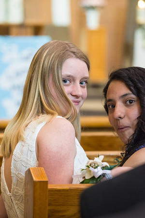 20140605 Clare's Grade 9 Farewell