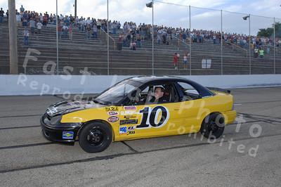 Madison International Speedway August 3, 2007