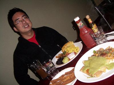 Herbivore for Breakfast - November 19, 2006
