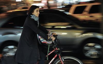 NYC Bicycle Brigade