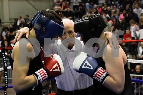 El Chin Aliyev (NWBCC) vs Nico Ciritto (Casal's Boxing)