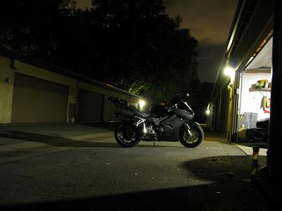 My Honda VFR