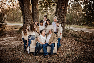The Landrum / Senseney Family