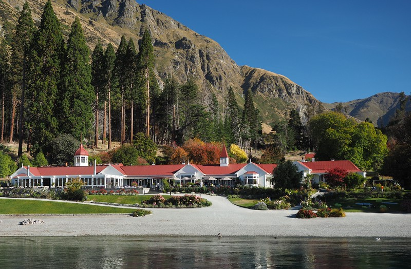 Walter Peak Station, Lake Wakatipu
