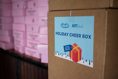 Artblock Holiday Cheer boxes 2020