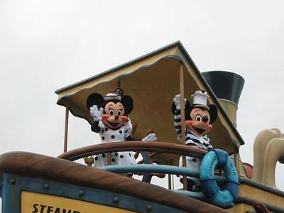 Disneyland Paris 2002