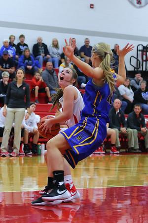 Sheridan vs Maysville Girls JV