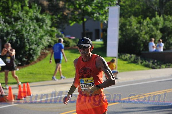 USATF Men's Masters Mile Pre-Race - 2016 Crim Festival of Races