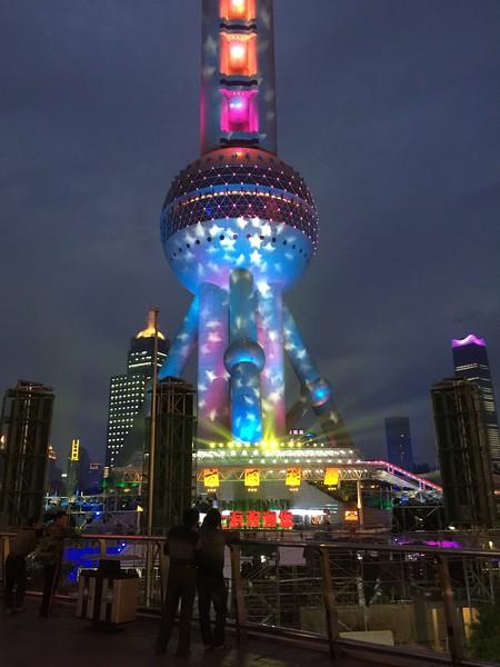 Shanghai, China (January–May 2016)