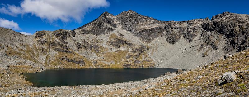 «Lake Alta» mit dem «Double Cone»