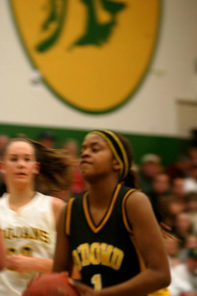 Castro Valley- ODowd Basketball (girls)